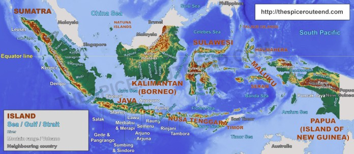 An Introduction To Indonesian Geography And Demography
