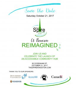 The Spire Celebration Event