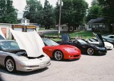 Spot Light Car Show, Wingo KY