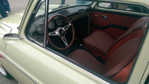VW 1500 - Interior