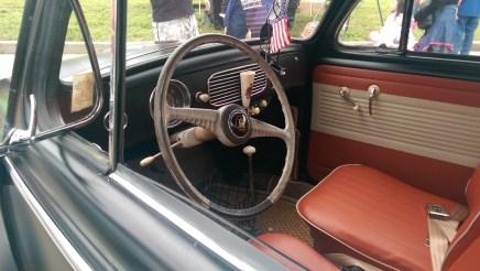 Classic VW Beetle - Interior