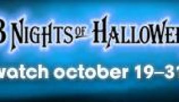 13 Nights of Halloween 2013! «