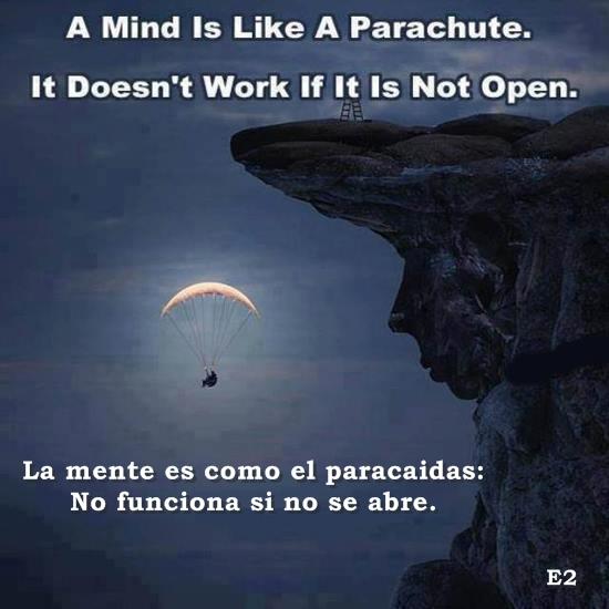 Mente abierta espanol