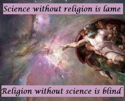 Religion sin ciencia