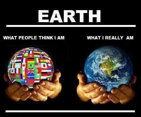 Tierra una sola nacion