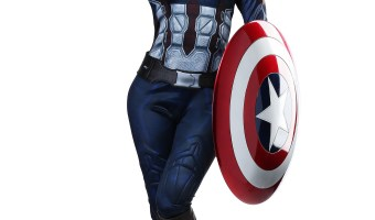 Make Your Own Captain America Costume