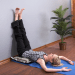 3 Yoga Moves to Help You Fall Asleep In 10 Minutes