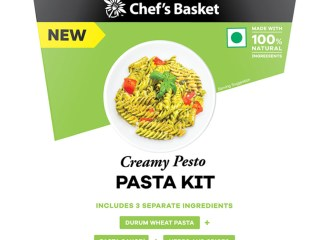 Chef's Basket Creamy Pesto Pasta Kit
