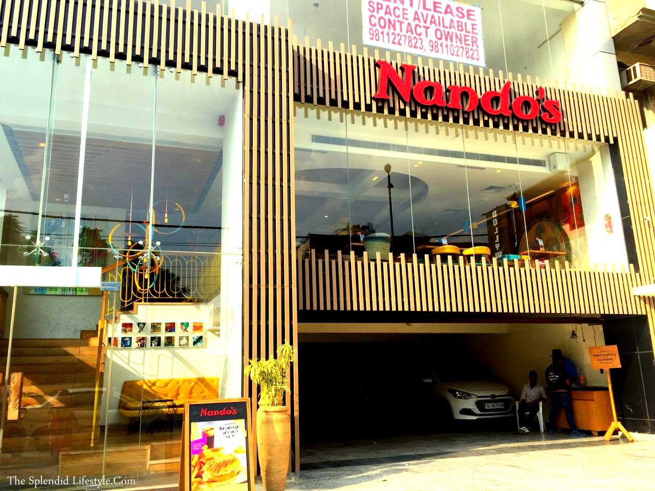 Nando's Punjabi Bagh