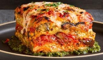 How to Make Restaurant Style Vegetarian Lasagna At Home?