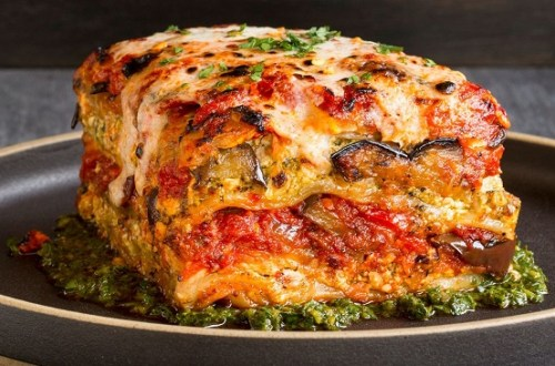 Make Restaurant Style Vegetarian Lasagna