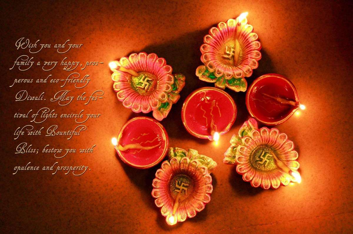 Unique Diwali Wishes, Messages & Greetings