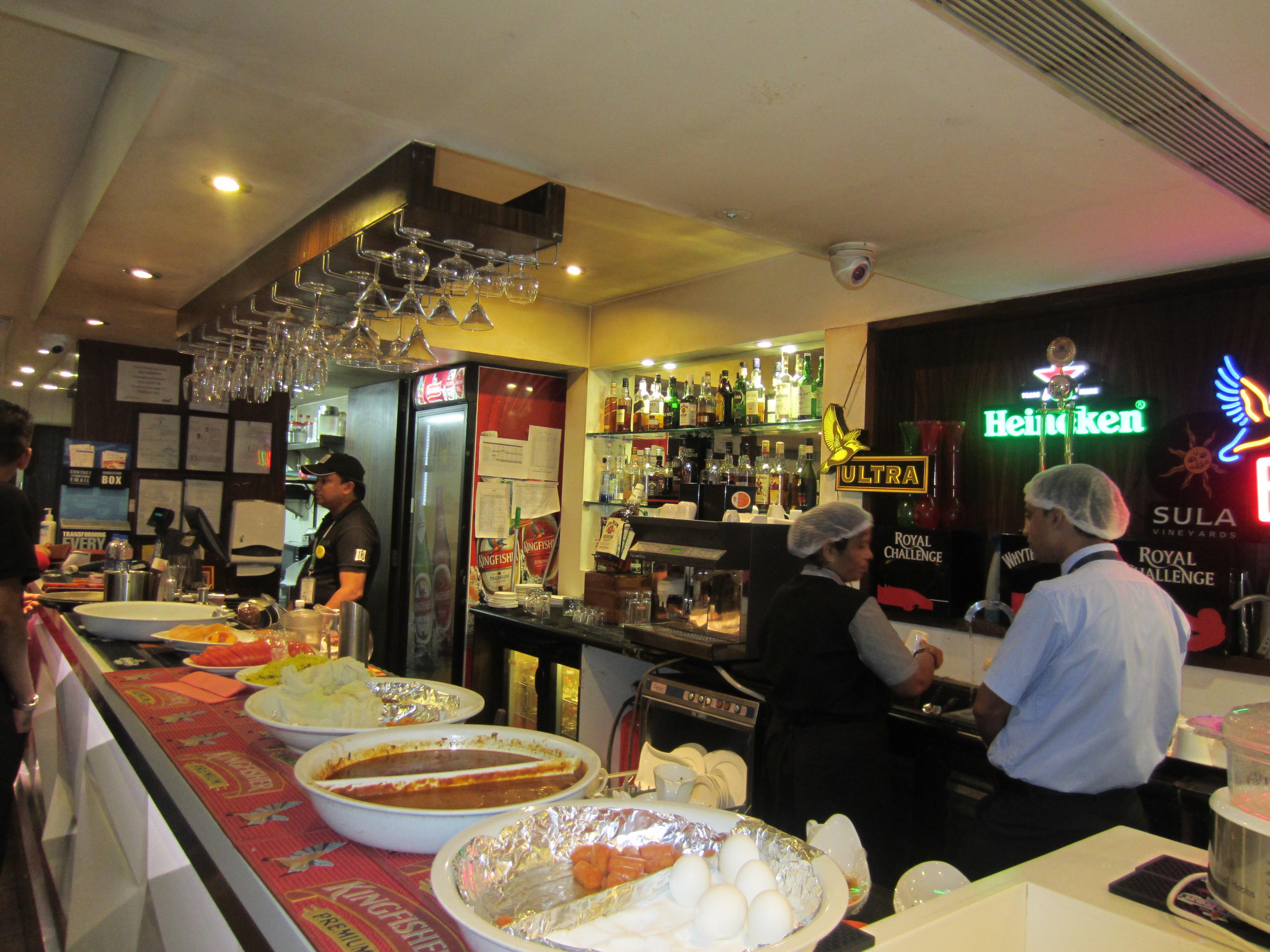 Good Times Bar at Mumbai International Airport