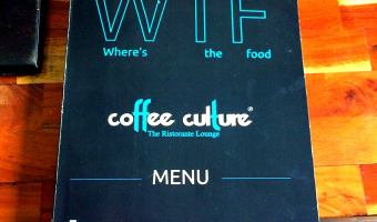 The Coffee Culture – Classy and Cool Coffee Lounge in Lucknow Which Offer Varieties of Vegetarian Foods