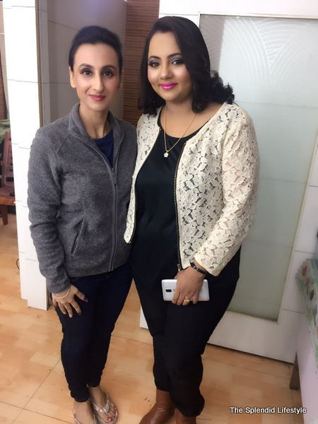 Makeup Artist Ritika Sial Transformed Me With Her Magical Makeup