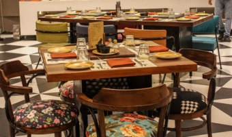 The Caravan Menu Is The Newest Entrant To The Number Of Grill Buffets In Thane.