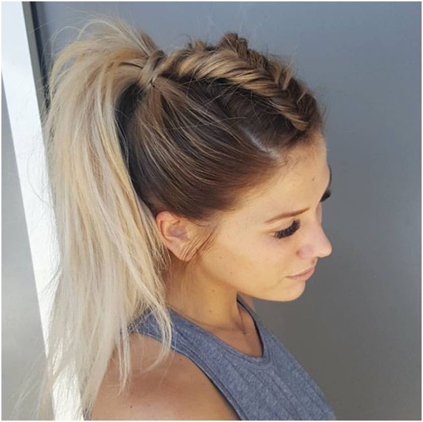 5 QUICK WORKOUT HAIRSTYLES