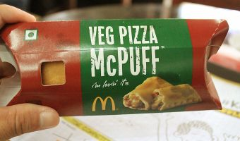 How To Make McDonald's Veg Pizza McPuff at Home?