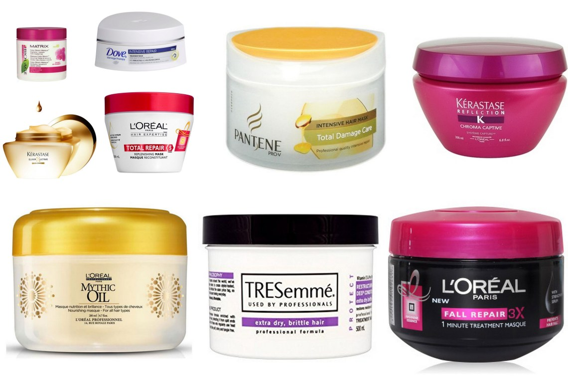 best-hair-masks-masque-india