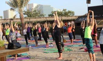 Yogathon (Yoga + Marathon)