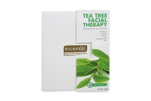 Richfeel Tea Tree Facial Therapy