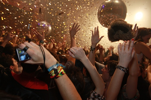 New Year Parties in Hyderabad
