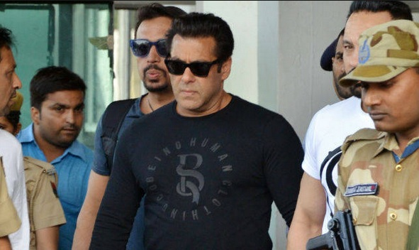 Blackbuck Case: Salman Khan Imprisoned for 5 Years