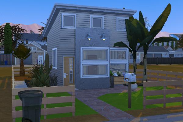 Sims 4 tiny living micro home
