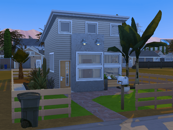Sims 4 Tiny Living micro home