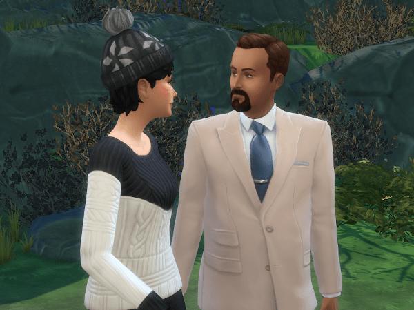 Sims 4 Joel Lew