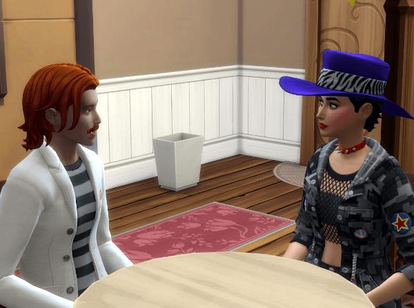 Sims 4 awkward moment