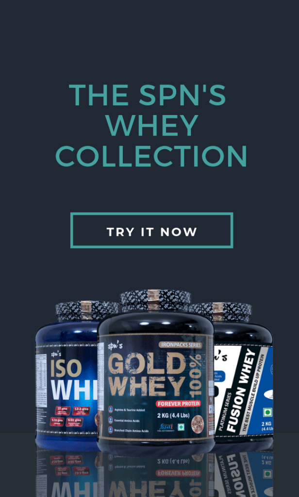 spn's Whey collection