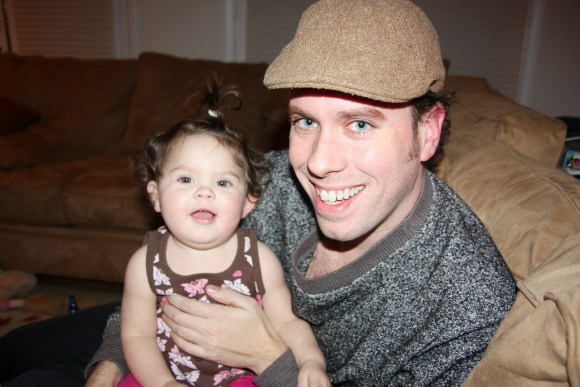 Annie And Uncle Kyle