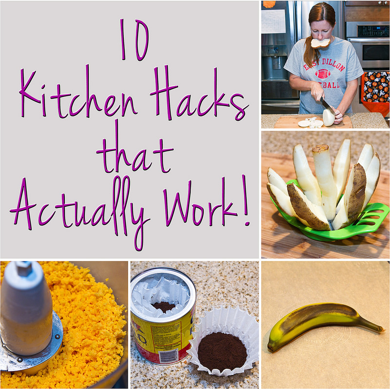 The Spohrs Are Multiplying Ten Kitchen Hacks That Actually