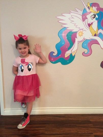 birthday party pony