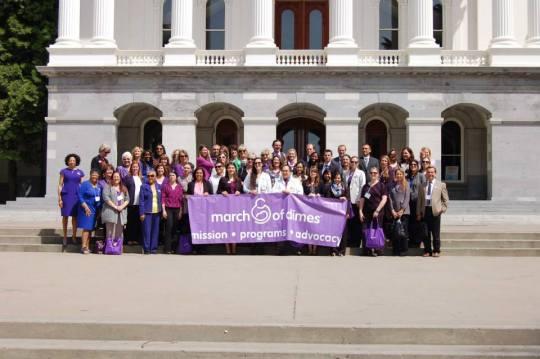 2015 Capitol Day Volunteers