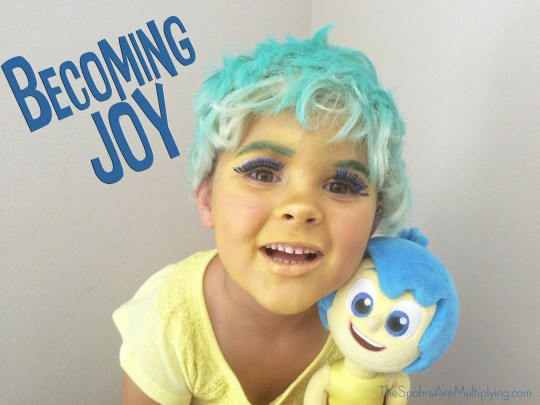 Becoming Joy from Inside Out