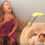 Flashback: Sibling Singing