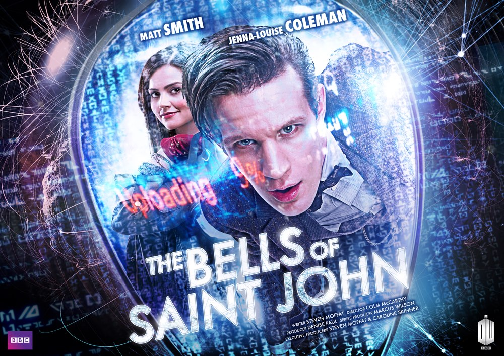 Doctor Who The Bells of Saint John