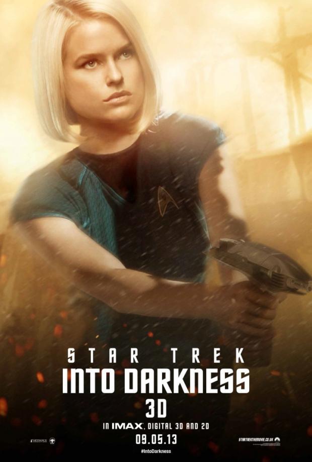 Star Trek Into Darkness - Marcus