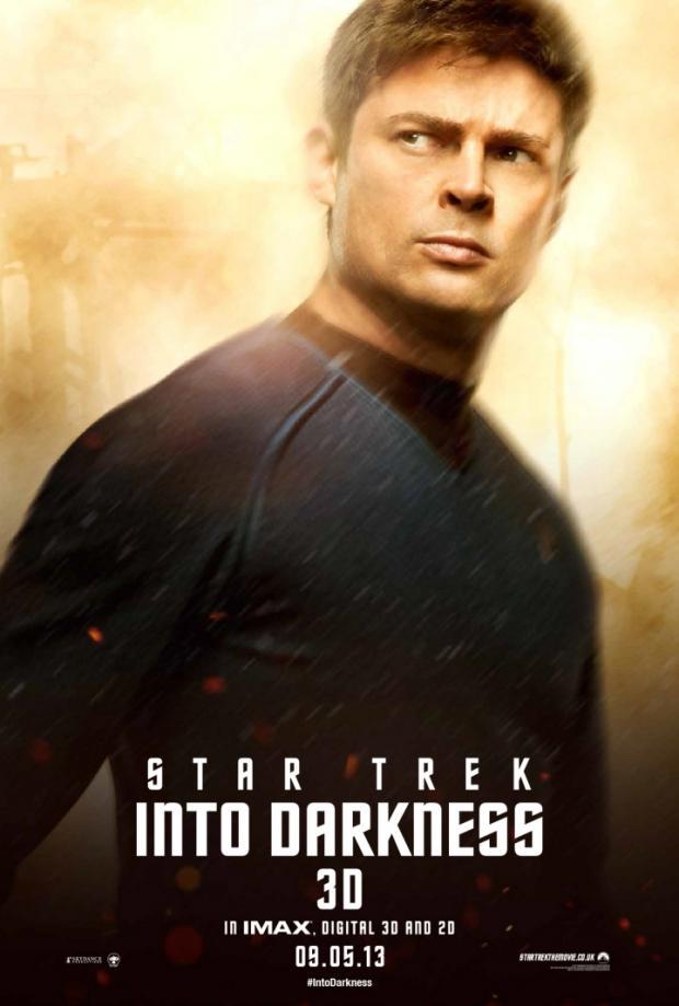 Star Trek Into Darkness McCoy