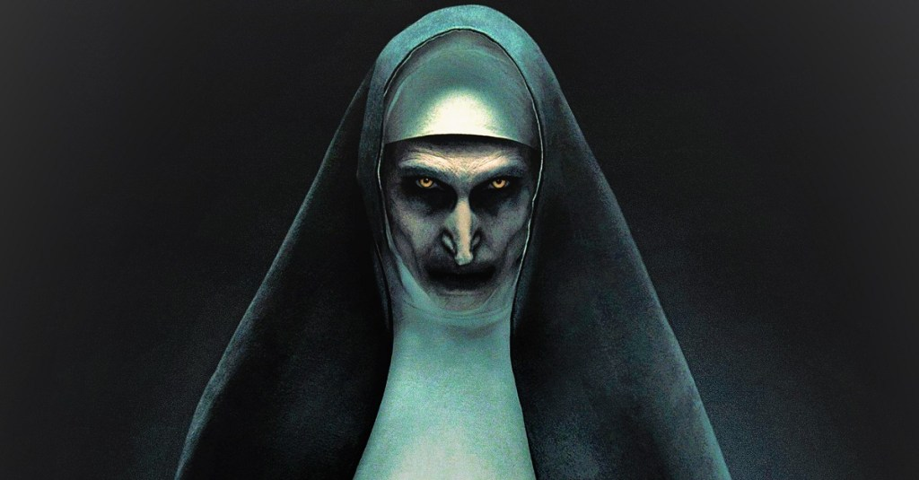 The Nun Conjuring Horror