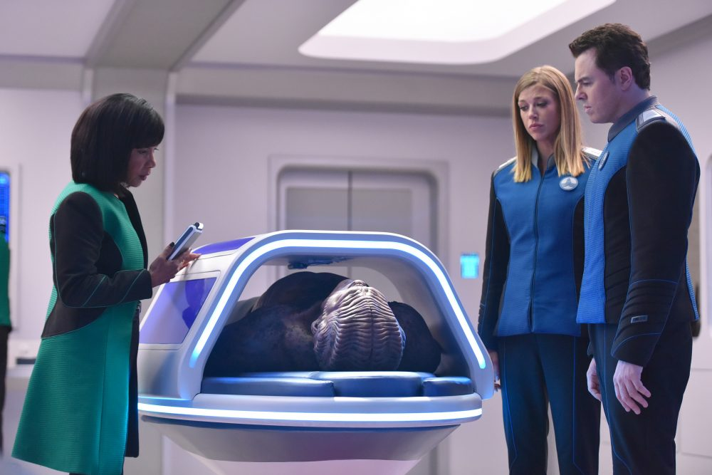 The Orville Primal Urges