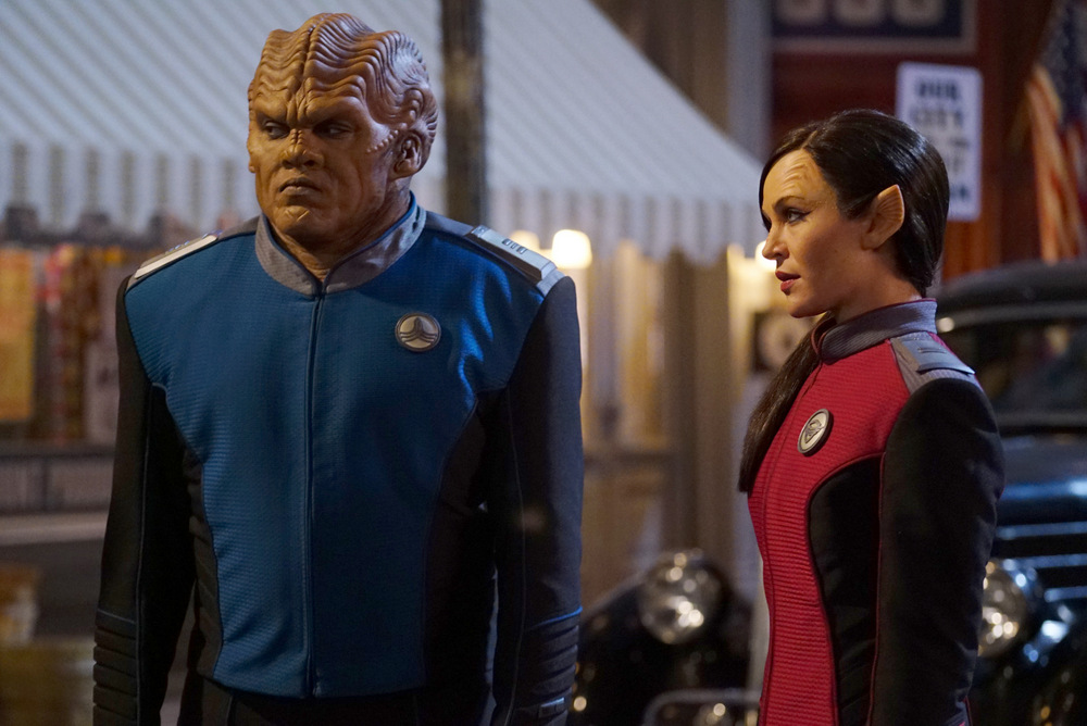"The Orville Recap: Stigma and Murder Turn ""Deflectors"" Into a Darker Valentine's Episode"