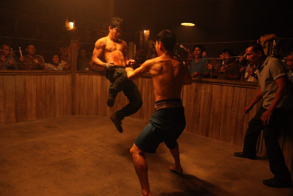 Triple Threat Review: East Asian Action Stars Team Up For High-Kicking Mayhem