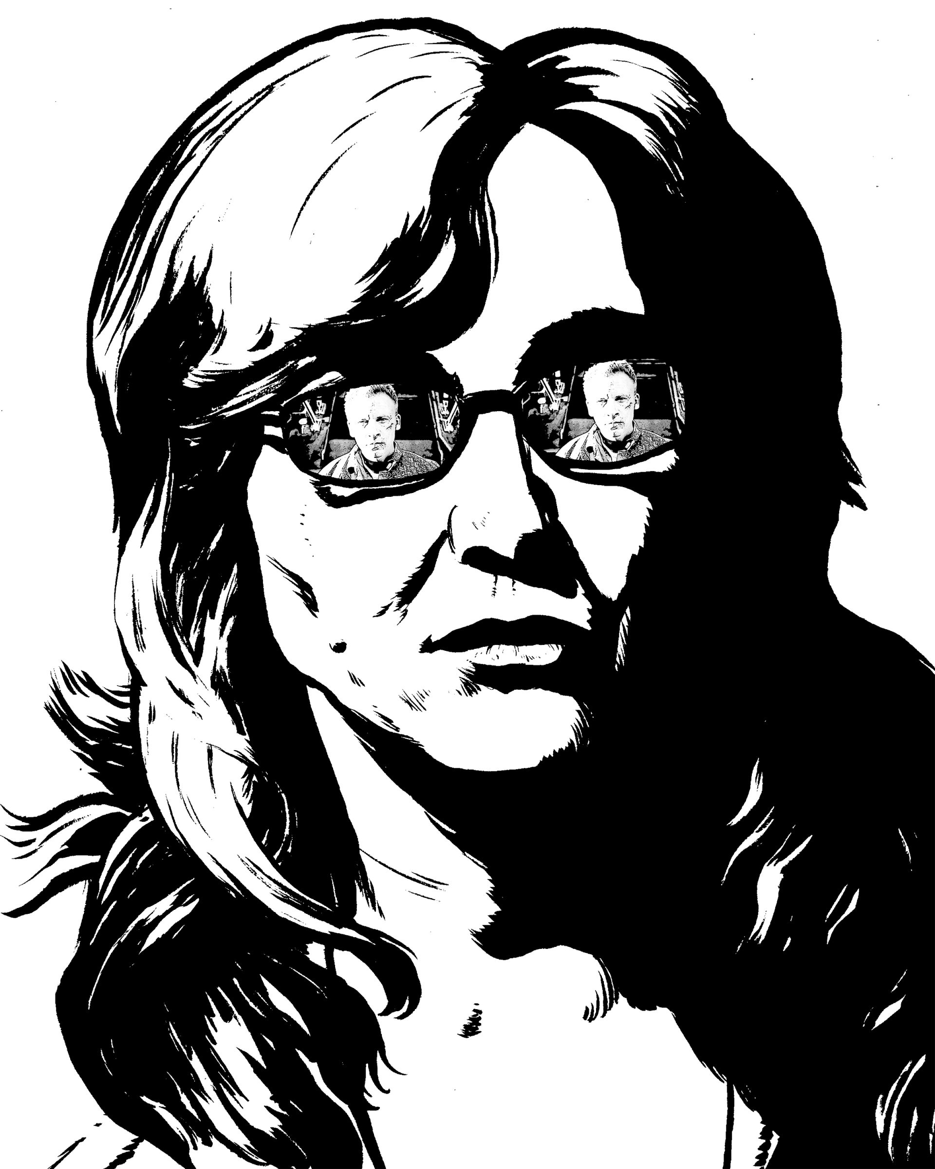 Hall of Faces - Laura Roslin (Mary McDonnell), Battlestar Galactica