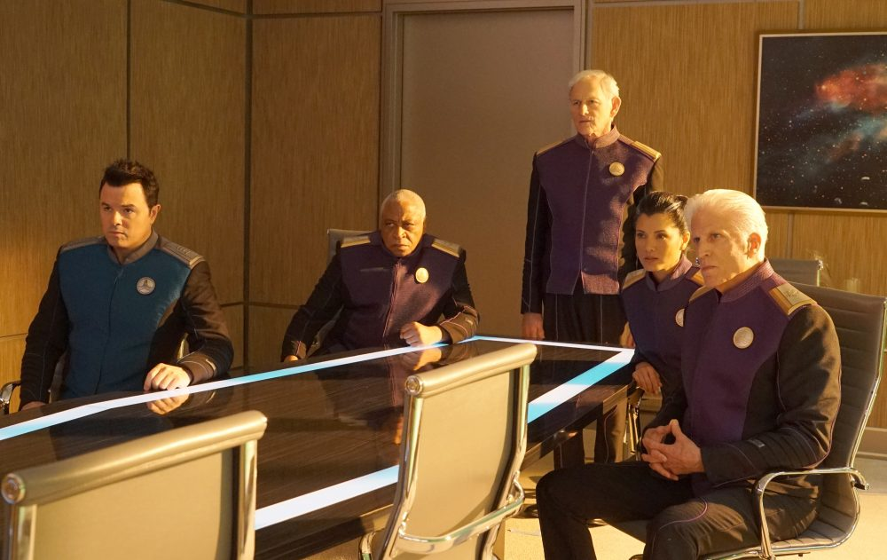 The Orville Sanctuary