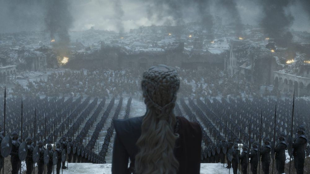 "Game of Thrones Finale Review: ""The Iron Throne"" Sends Out the Series On, Well, a Note"