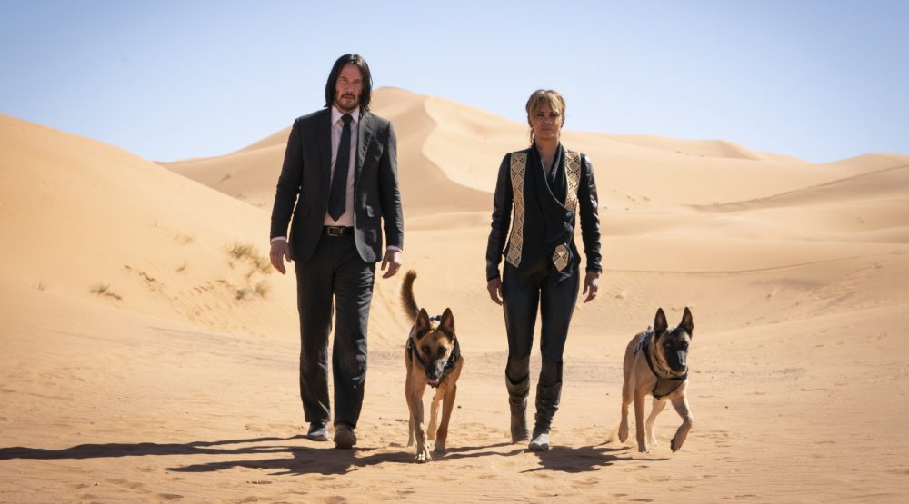 """""""John Wick Chapter 3 - Parabellum"""" is the Best Kind of ..."""