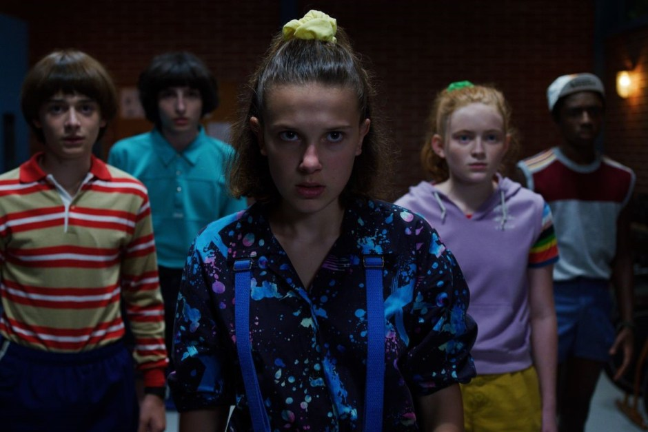 Top 25 TV Shows of 2019 - Stranger Things